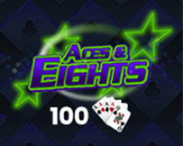 Aces & Eights 100 Hand